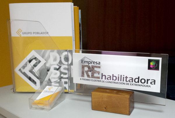 Premio Empresa Rehabilitadora