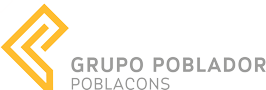 Logotipo de Grupo Poblador
