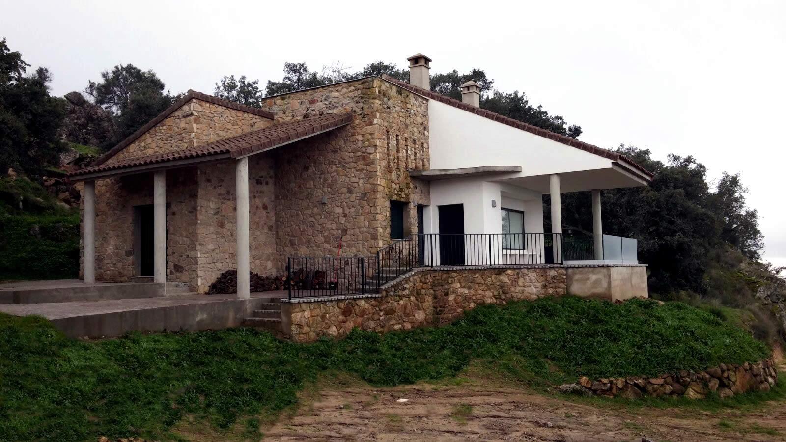 Chalet de Montanchez