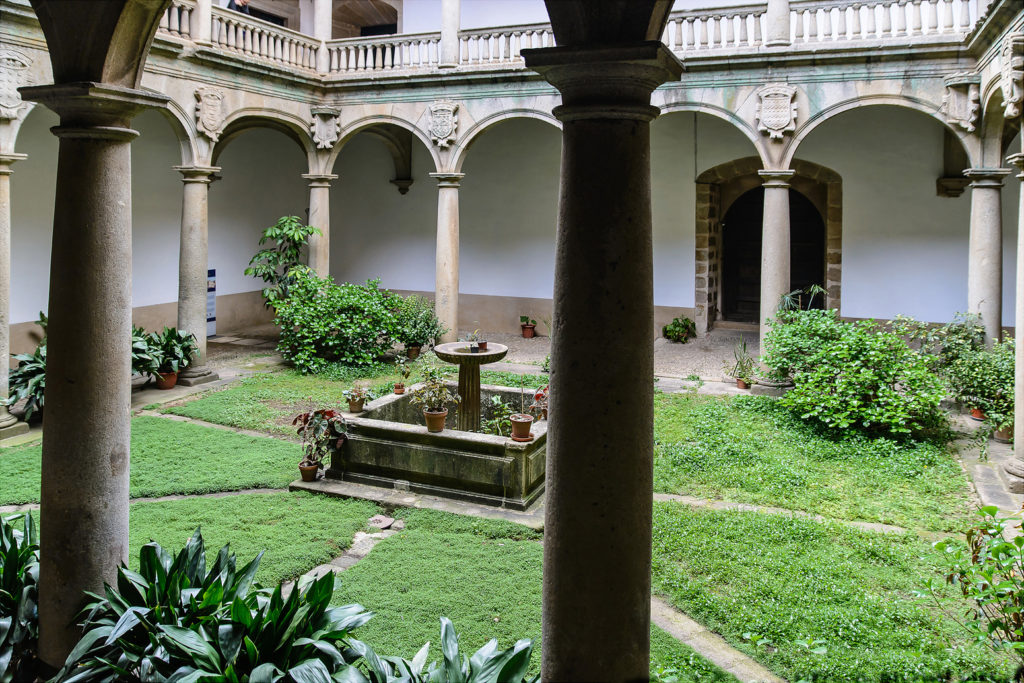 Reforma palacio de mirabel
