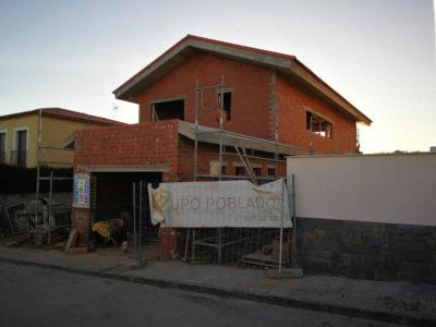 Obra vivienda en Trujillo